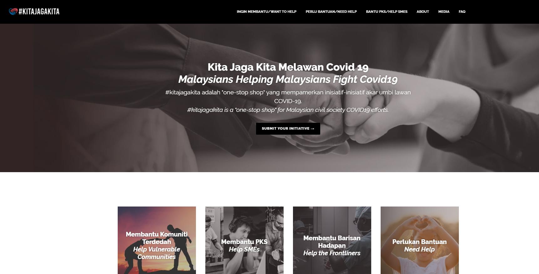 Kitajakita Website